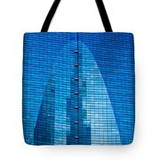 Arch In Glass Tote Bag