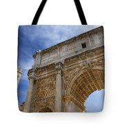 Arch Of Septimius Severus Tote Bag