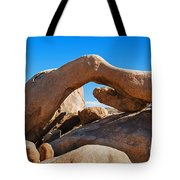 Arch Rock - Joshua Tree National Park  Tote Bag