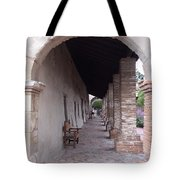 Arch San Juan Capistrano Tote Bag