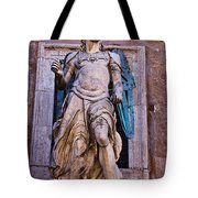 Archangel Michael Tote Bag