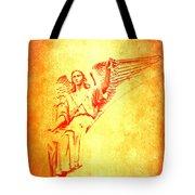 Archangel Michael  Tote Bag by Lali Kacharava