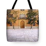 Archbishop's Palace Tote Bag