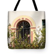 Arched And Gated Tote Bag