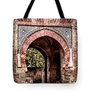 Arched  Gate Tote Bag