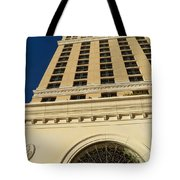 Arched In Iron Tote Bag