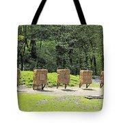 Archery Range Tote Bag
