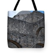 Arches And A Cross Tote Bag