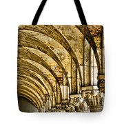 Arches At St Marks - Venice Tote Bag