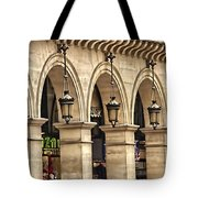 Arches In A Row  Tote Bag