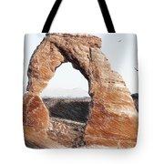 Arches National Park-utah Tote Bag