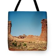 Arches Np II Tote Bag
