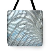 Arches Of Steel Tote Bag