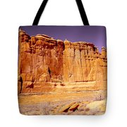 Arches Wall Tote Bag