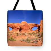 Arches Windows Tote Bag