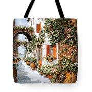 Archi E Orci Tote Bag