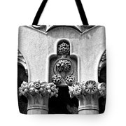 Architectural Detail - Barcelona - Spain Tote Bag