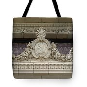 Architectural Embellishments Tote Bag