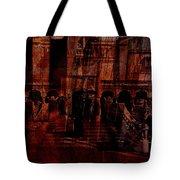 Architectural Oddity Tote Bag