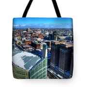 Architectural Variances Winter 2013 Tote Bag