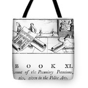 Architecture, 1772 Tote Bag