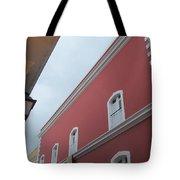 Architecture And Lantern 2 Tote Bag