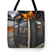 Architecture And Places In The Q.c. Series 02 Laughlin's Tote Bag