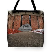 Architecture And Places In The Q.c. Series 2 On Your Side Tote Bag