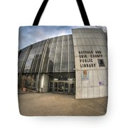Architecture And Places In The Q.c. Series Becpl Tote Bag