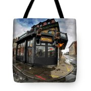 Architecture And Places In The Q.c. Series Laughlin's Tote Bag