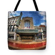 Architecture And Places In The Q.c. Series Shea's Tote Bag