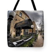 Architecture And Places In The Q.c. Series Snooty Fox Tote Bag