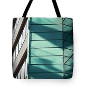 Architecture And Shadows Tote Bag