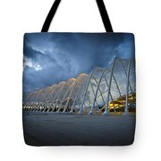 architecture by Calatrava Tote Bag