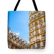 Architecture In Buenos Aires Tote Bag