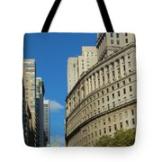 Architecture In New York City Tote Bag