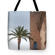 Architecture In Old Palma. Tote Bag
