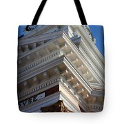 Architecture In The Morgan County Court House Tote Bag