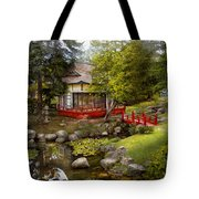Architecture - Japan - Tranquil Moments  Tote Bag