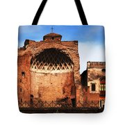 Architecture Of Italy Tote Bag
