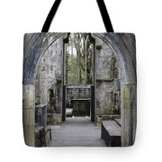 Archway Muckross Abbey Tote Bag