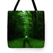 Archway Of Light Tote Bag