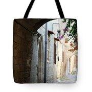Archway Rhodos City Tote Bag