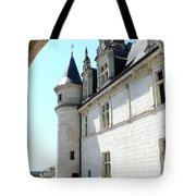 Archway View Chateau Amboise Tote Bag