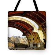 Arcosanti Tote Bag