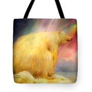 Arctic Wonders Tote Bag