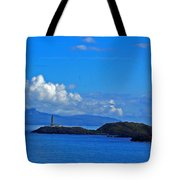 Ardnamurchan Lighthouse 4 Tote Bag