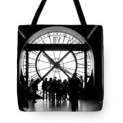Are We In Time... Tote Bag