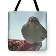 Are You Sure You Want This Seed? Tote Bag