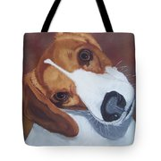 Are You Talking To Me? Tote Bag